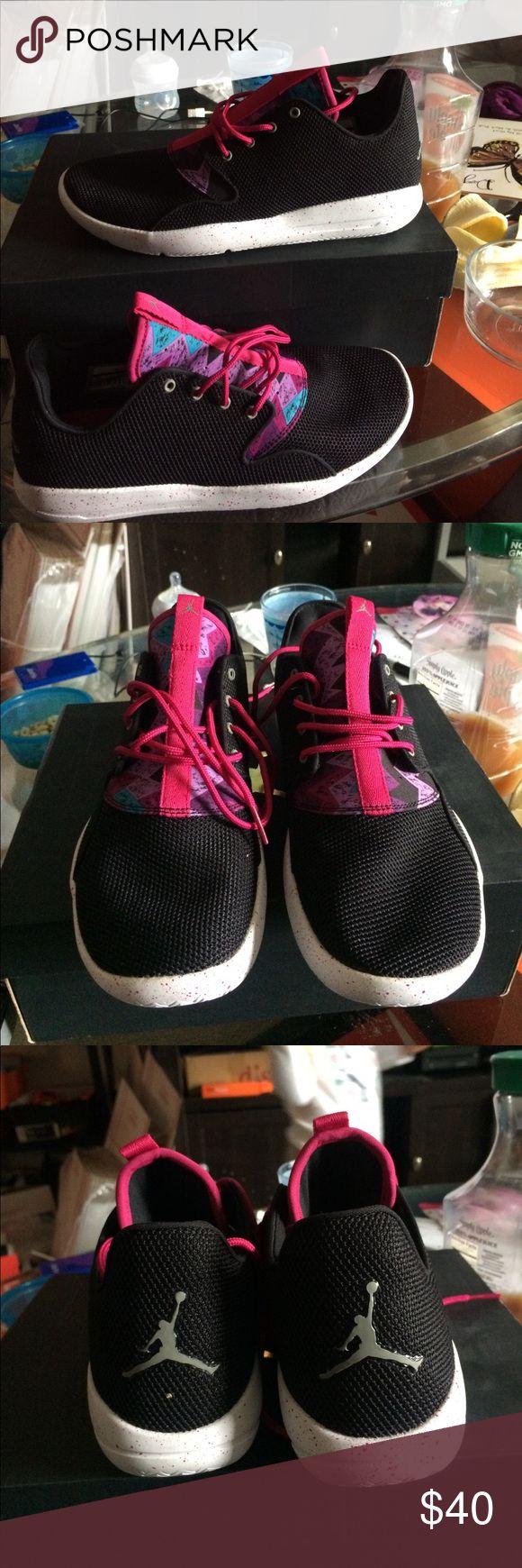 New jordan girls fashion sneakers New jordan girls fashion sneakers size 7y color black Jordan Shoes Sneakers