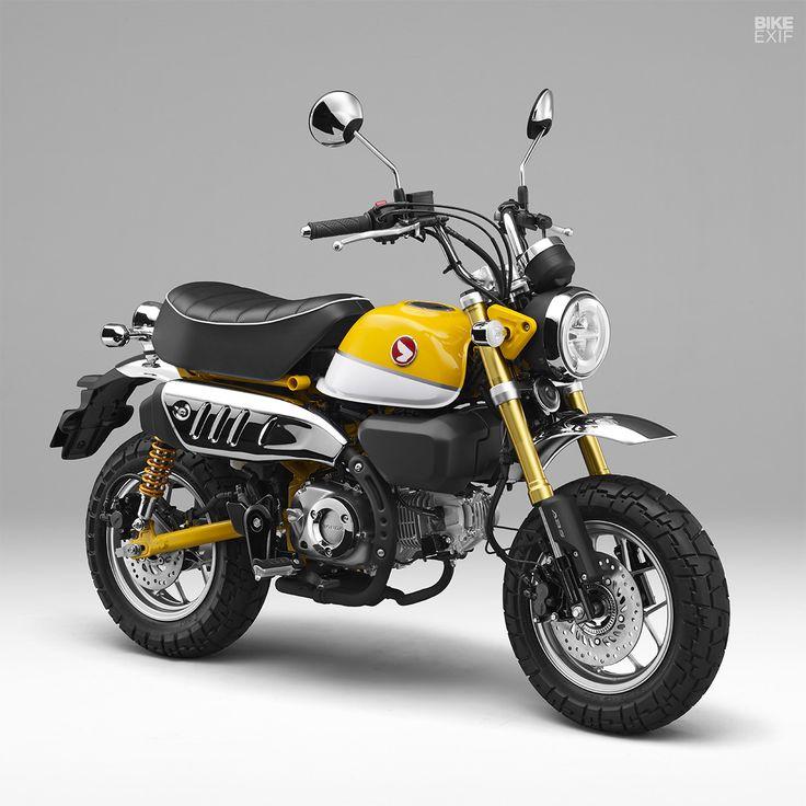 2017 Honda Monkey 125 concept