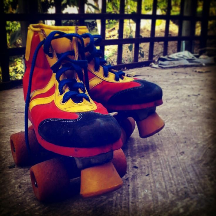 Retro Skates!