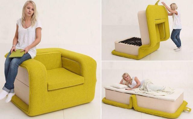 Odd but interesting idea... design armsessel-multifunktional mit schlaffunktion-elena sidorova