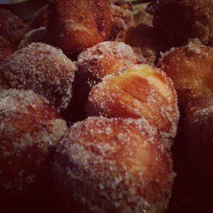 """Bunuelos/Snickerdoodle Poppers Inspired by """"The Book of Unknown Americans"""" #iwantmichikosjob"""