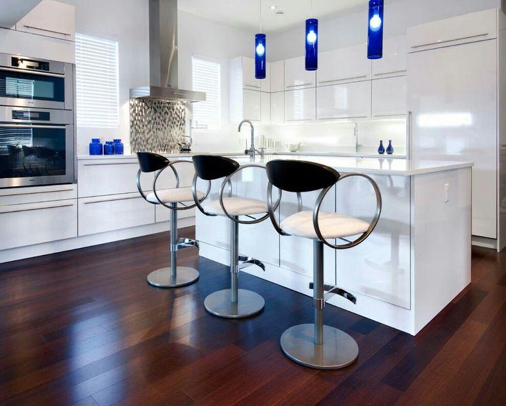 Die 245 besten Bilder zu Kitchen auf Pinterest Moderne Küchen, Bar - farben für küchenwände