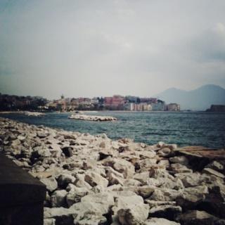 Mergellina, Napoli.