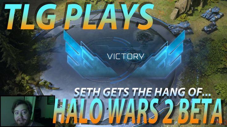 Halo Wars 2 Beta - TLG Plays