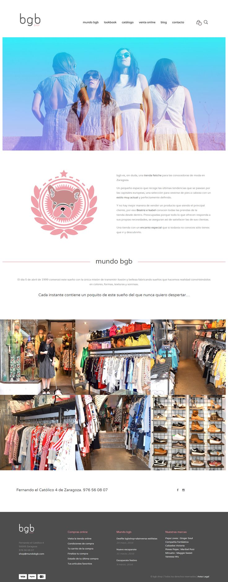 mundobgb.com online shop, powered by Mr Tailor WooCommerce theme http://themeforest.net/item/mr-tailor-responsive-woocommerce-theme/7292110?&utm_source=pinterest.com&utm_medium=social&utm_content=mundo-bgb&utm_campaign=showcase #woocommerce #ecommerce #clothingshop #wordpress #mrtailor