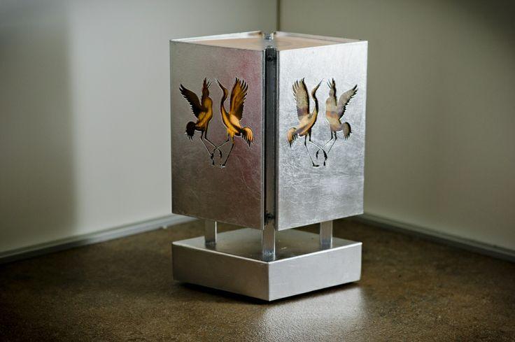 Janus (customized) Two Cranes