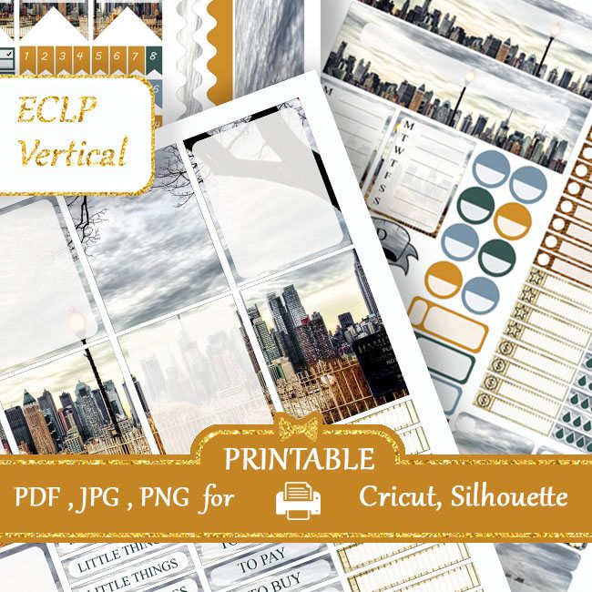 Autumn in New York Weekly kit for your Erin Condren Planner Stickers October November Fall Planner Stickers Leaves, Hoodies, Chocolate by MiniStickersStudio on Etsy https://www.etsy.com/listing/564700405/autumn-in-new-york-weekly-kit-for-your