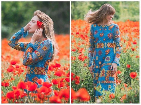 Get this look: http://lb.nu/look/8757649  More looks by Anastasiia Masiutkina: http://lb.nu/anastasiiamas  Items in this look:  Valentino Dress   #bohemian #elegant #romantic #eatdresstravel #anastasiiamasiutkina #streetstyle #fashionblogger #fashionista #dress
