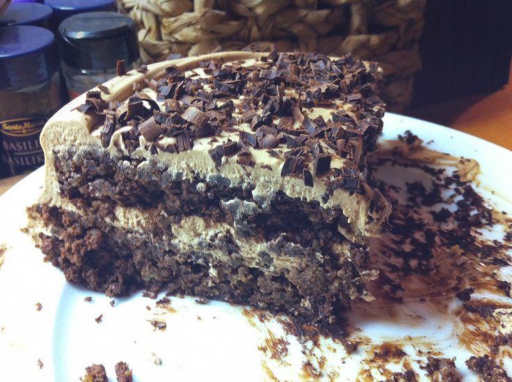 Baking Bad: Chokladtårta med quinoa