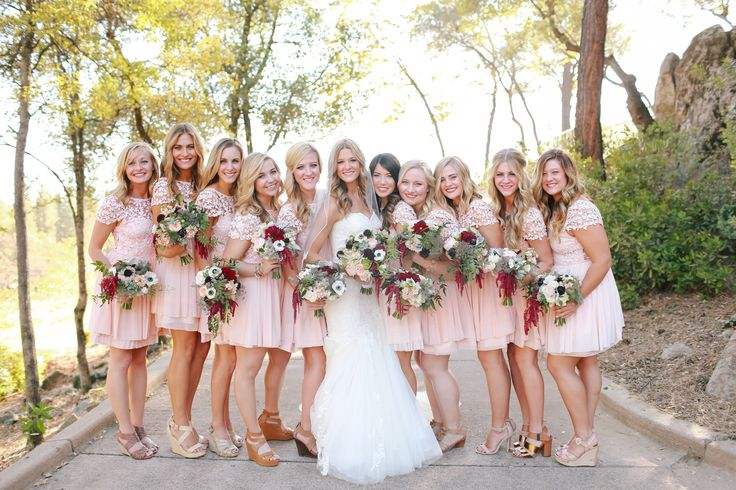 Winchester Country Club Wedding  Read more - http://www.stylemepretty.com/2014/02/11/winchester-country-club-wedding/