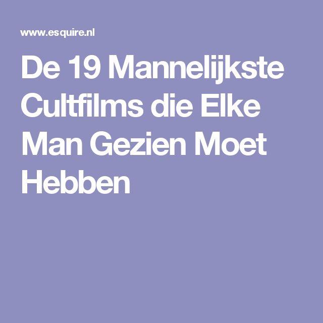 De 19 Mannelijkste Cultfilms die Elke Man Gezien Moet Hebben