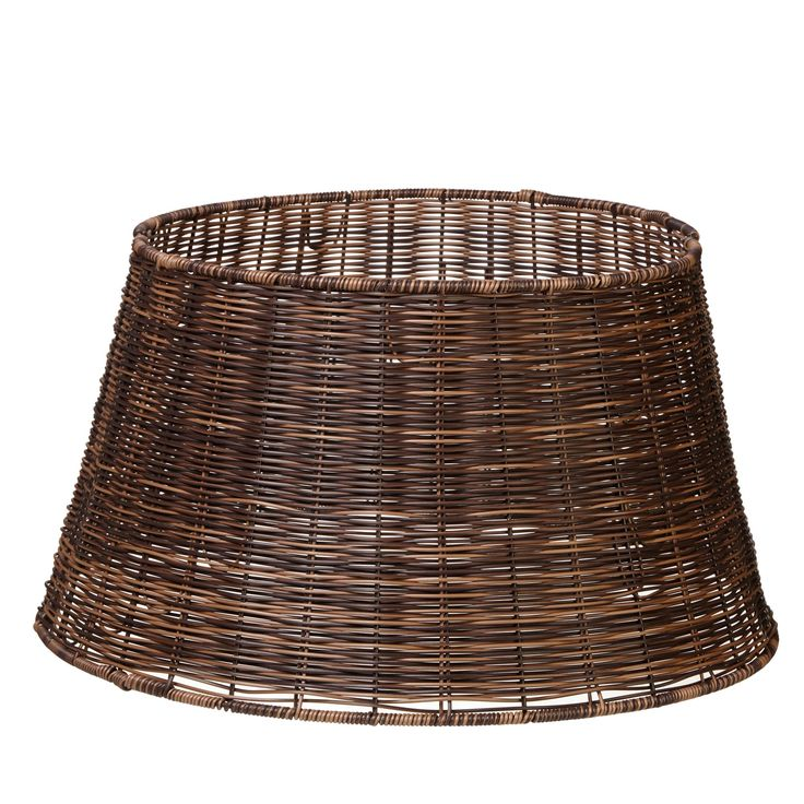 Wicker Tree Skirt | Departments | DIY at B&Q
