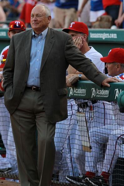 Nolan Ryan - CEO & President  ~~~~Texas Ranger Baseball~~~~