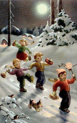ΕΥΤΥΧΙΣΜΕΝΑ ΠΑΙΔΙΑ: (Απόσπασμα από το βιβλίο «Τα παιδιά του Χειμώνα»