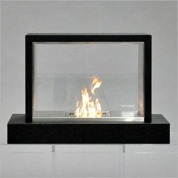 taylor creative inc - fireplace black