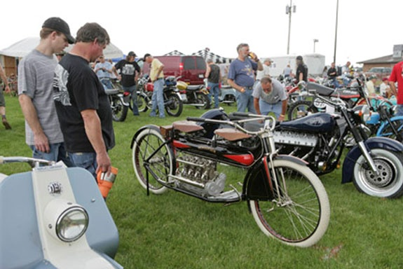 National Motorcycle Museum  102 Chamber Drive  Anamosa, IA 52205  (319) 462-3925  nationalmcmuseum.org