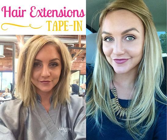 """12"""" Tape In Hair Extensions - everything you need to know ..."""