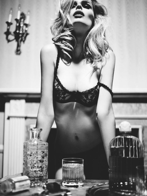 candlestick #woman