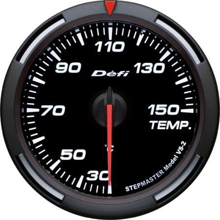 Defi Racer Gauge Temperature Meter (Oil/Water Temperature) (30 to 150 degrees C) 60mm White DF11706  #sti #spoon #R35 #gtr #performance #HKS #drifting #BNCR33 #GREDDY #fastandfurious #BNR34 #apexi #CrZ #Toyota #civic ■ Price: ¥12719 Japanese Yen ■ Worldwide Shipping ■ 30 Days Return Policy ■ 1 Year Warranty on Manufaturing Defects ■ Available on Whatsapp, Line, WeChat at +8180 6742 4950 ■ URL: https://goo.gl/DRve5G