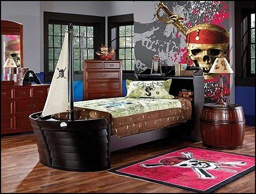 Marvelous Decorating Theme Bedrooms   Maries Manor: Pirate Bedrooms   Pirate Themed  Furniture   Nautical Theme