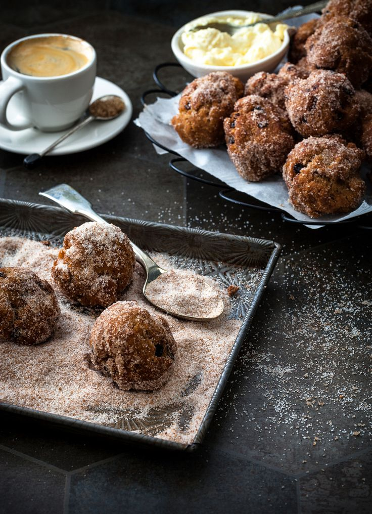Spiced Easter Donuts