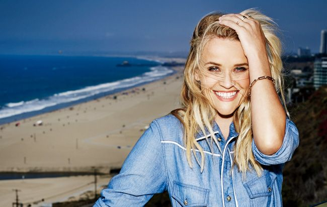 Reese Witherspoon gives smart advice to her younger self.