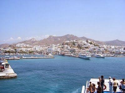 Norske reiseblogger: Øyhopping i Hellas - en helt vanlig formiddag