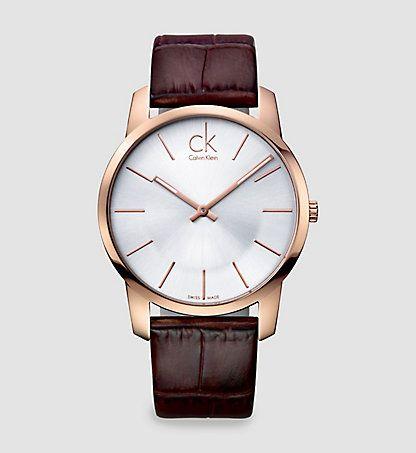 Armbanduhr - Calvin Klein City Damen   Calvin Klein® Deutschland
