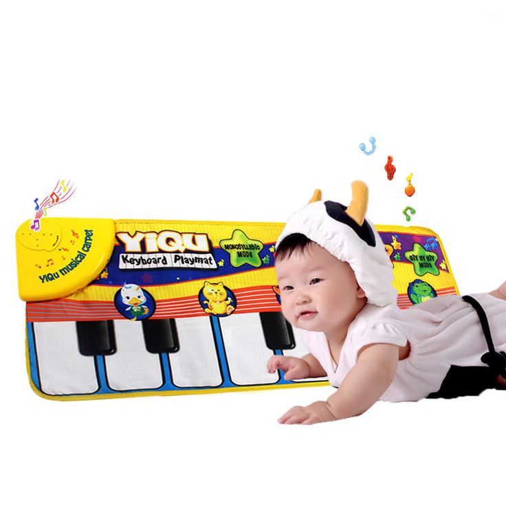72*29CM Baby Funny Electronic Piano Play Mats With Music And Animal Sounds Crawling Mat Game Carpet Best Gifts Toy For Children