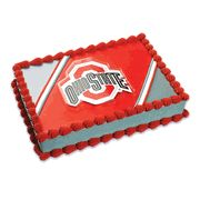 Cake Topper Ohio State Cake Toppers Layon