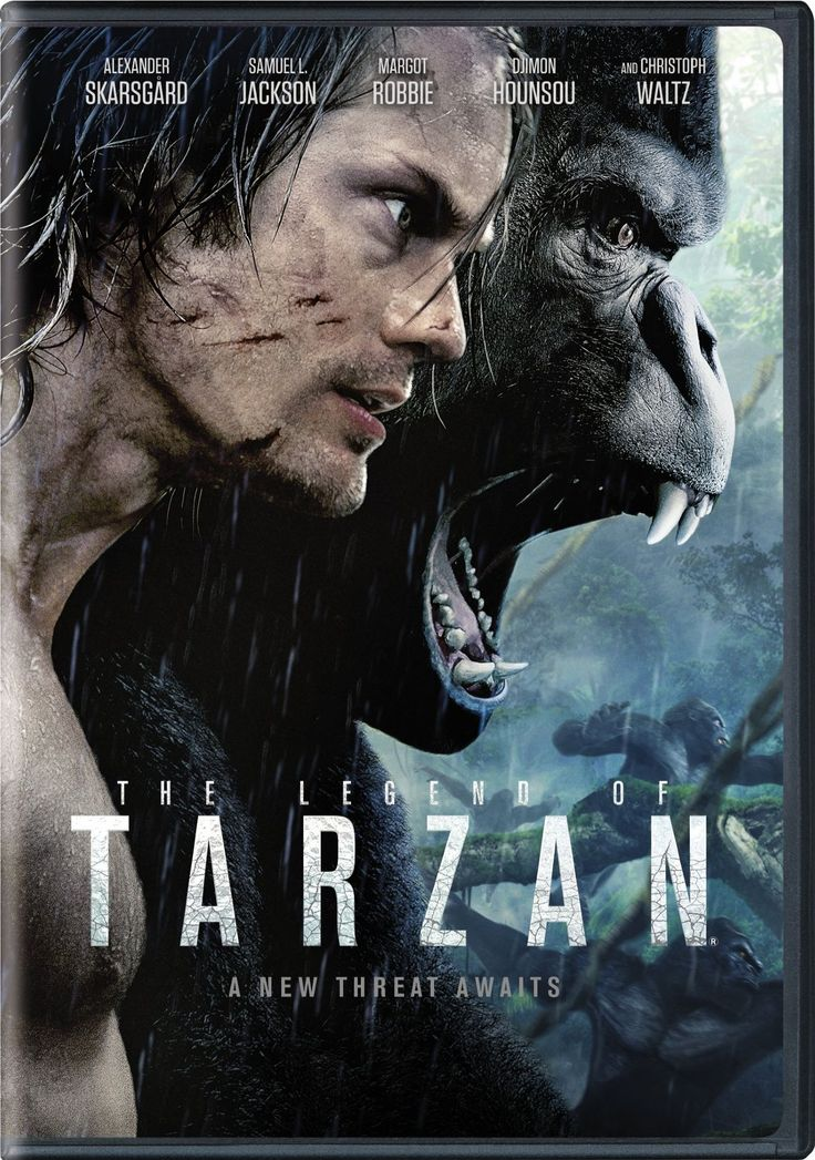 Tarzan movie video