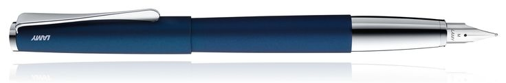 Lamy Studio Fountain Pens in imperial blue