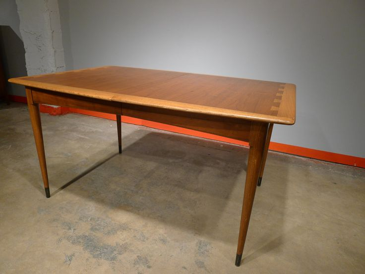 Lane Acclaim Dining Table. $620.00, Via Etsy.