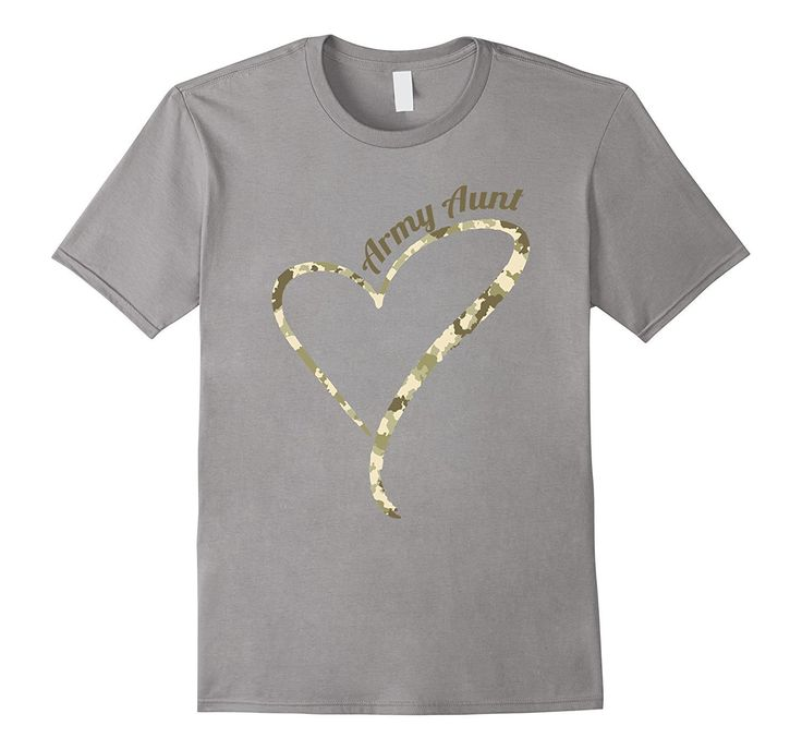 Proud Army Aunt - U.S. Army Aunt Camouflage T-Shirt