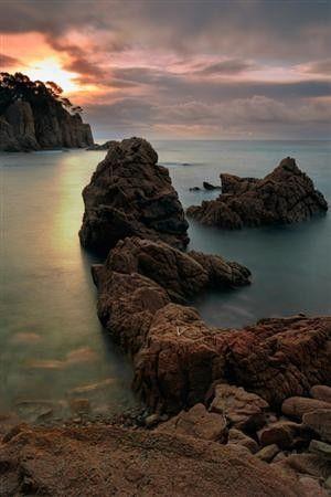 Costa Brava, Spain.