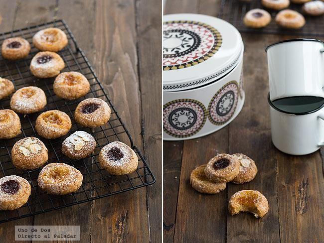 Receta de galletas italianas  http://www.directoalpaladar.com/postres/receta-de-galletas-italianas