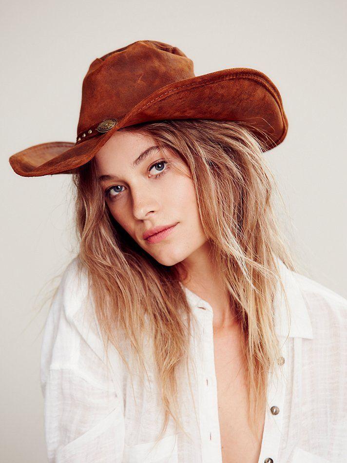 Minnetonka Silverton Rancher Hat