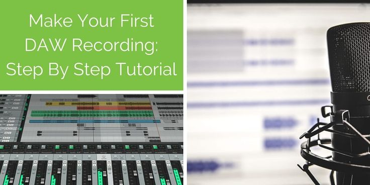 In this video tutorial you will learn step by step how to make your first audio recording in a Digital Audio Workstation (DAW) software. You start with Audacity then upscale to Reaper.