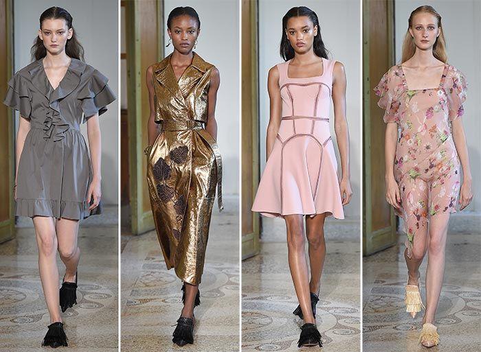 Blumarine Spring/ Summer 2017 Collection – Milan Fashion Week