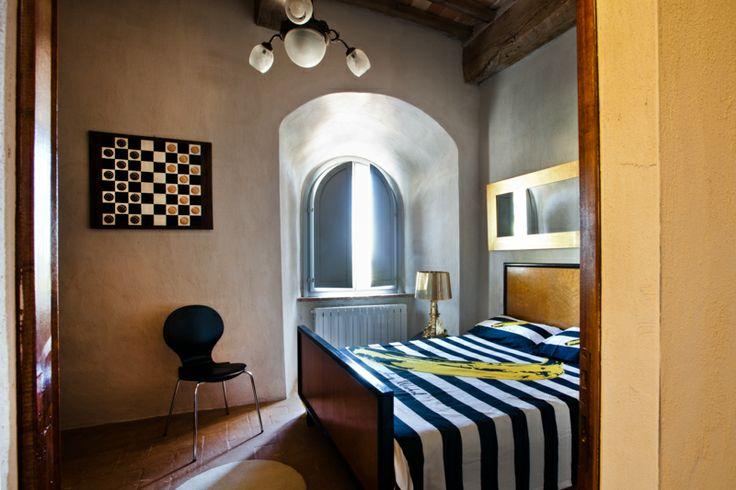 Andy Wharol Bedroom © photo Francesca Pagliai
