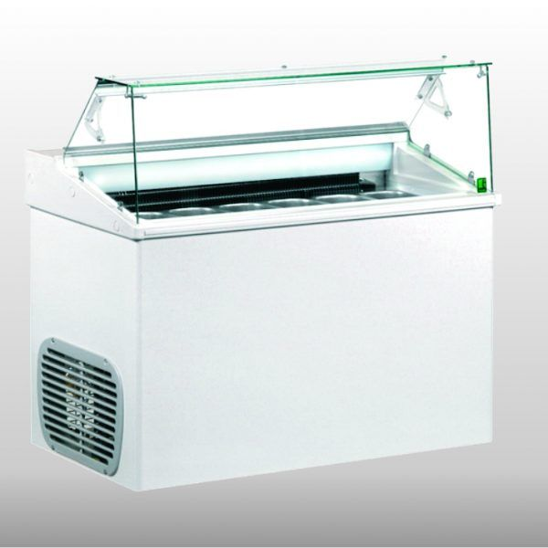 Ice Cream Display | Ice Cream Display Rental | Rent4Expo.eu