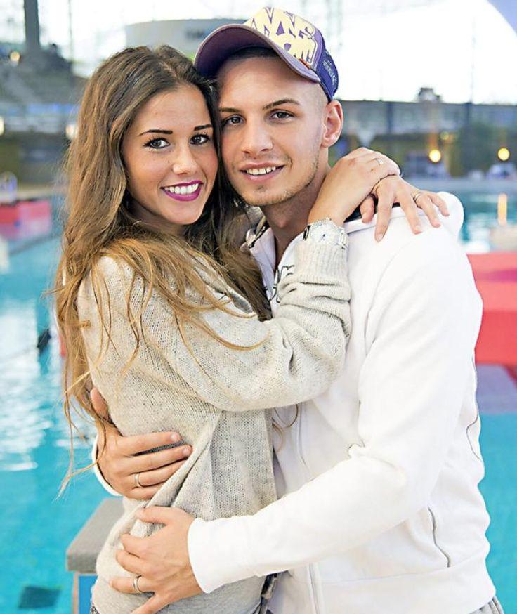 Pietro Lombardi und Sarah Engels