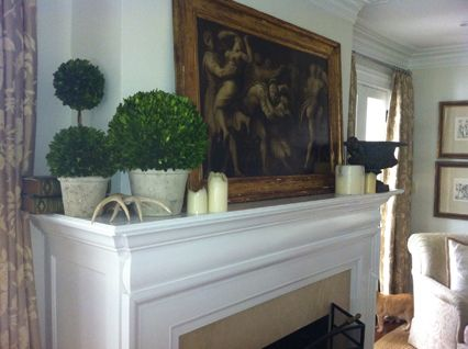 wrap around fireplace mantel. wrap around mantle  Fireplace 12 best images on Pinterest mantles