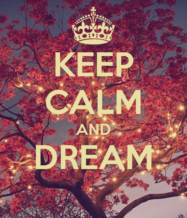 Keep calm and dream - Anya-Pandicorn-Chan