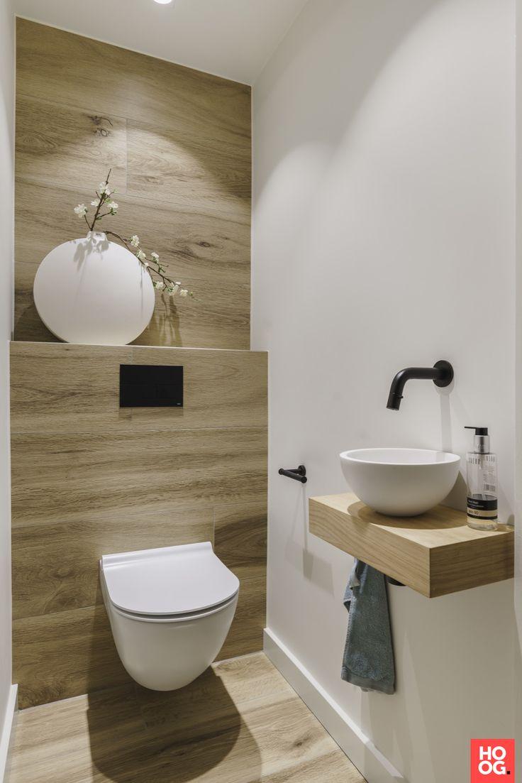 Laurens Badkamers - Binnenkijken bij Rob en Wilma - Hoog ■ Exclusieve woon- en tuin inspiratie. #smalltoiletroom - extant