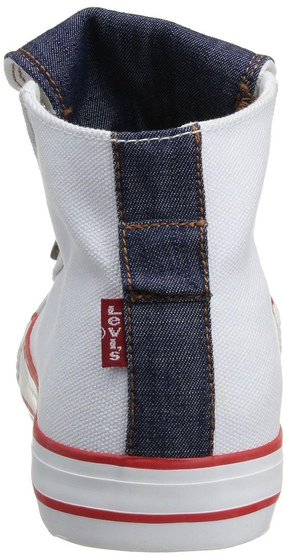 Levi's Men's Menlo Park High Fold Lace Trainers: Amazon.co.uk: Shoes