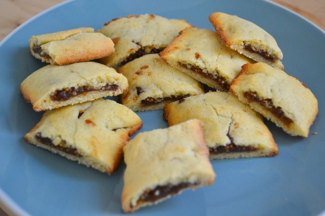 The Big Bang Theory : Fig Newtons (Biscuits à la figue) #TheBigBangTheory #TBBT