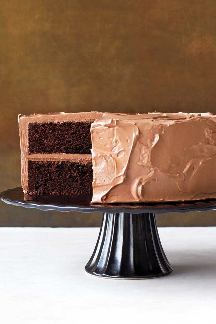 The Devil's Food Cake Recipe Here: http://www.huffingtonpost.com/entry/devils-food-cake-recipe-martha-stewart_5602bf7ae4b08820d91af88f?ncid=fcbklnkushpmg00000063