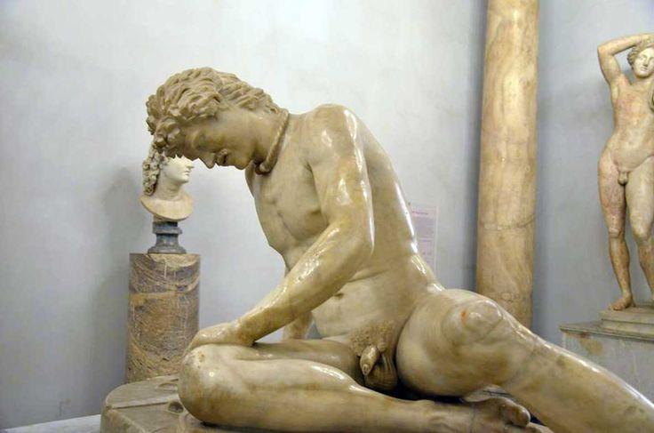Galata Morente, Musei Capitolini #Rome