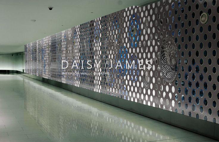 DAISY JAMES wallcover The Screen